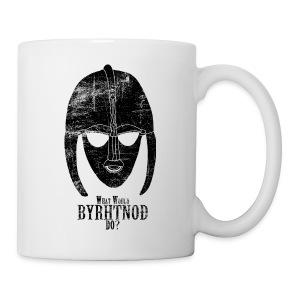 What would Byrhtnoth do? Mug - Mug