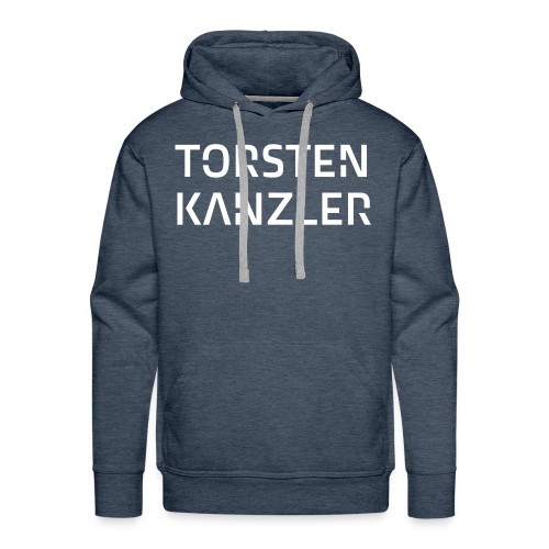 Torsten Kanzler Premium Hoodie - Men's Premium Hoodie