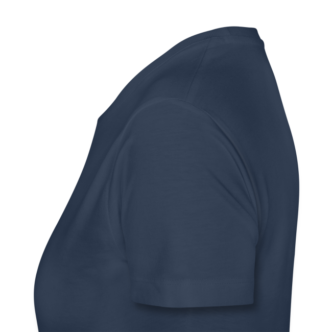 female T'SHRIT – Glowing in Dark – FRONT & BACK PRINT