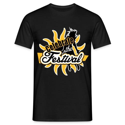 Summer Festival - Männer T-Shirt