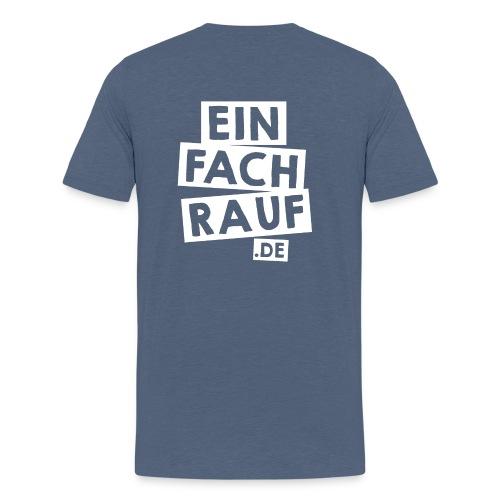Logo-Shirt 2017 Erwachsene - Männer Premium T-Shirt