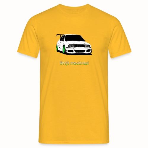 T-Shirt Drift Machine - Men's T-Shirt