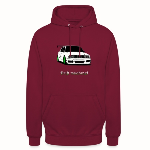 Sweat-Shirt Drift Machine - Unisex Hoodie