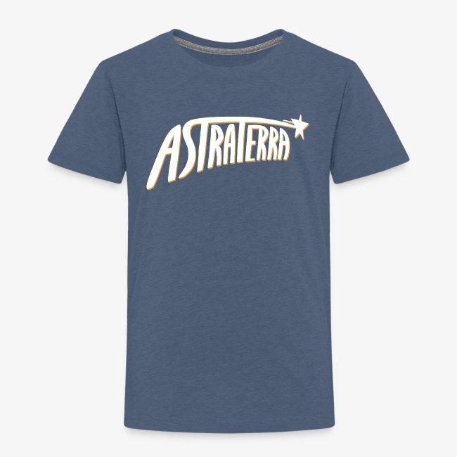 Astraterra - Logo - lasten
