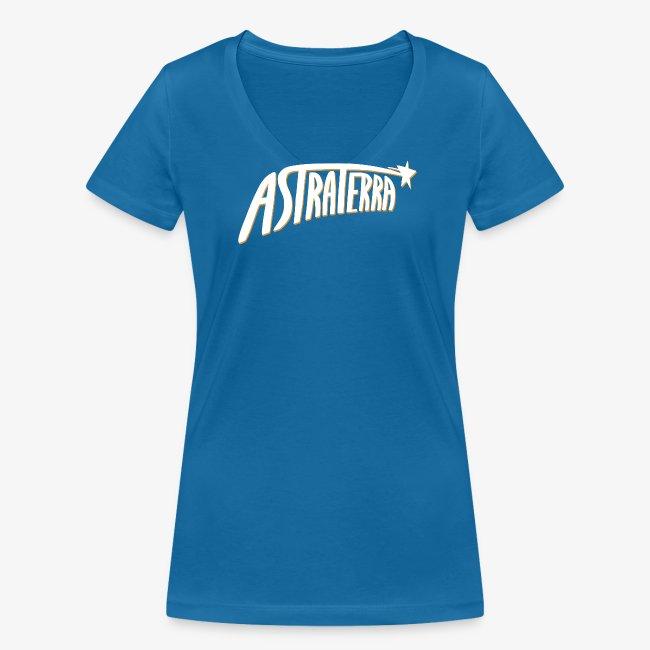 Astraterra - Logo - V-kaula-aukko