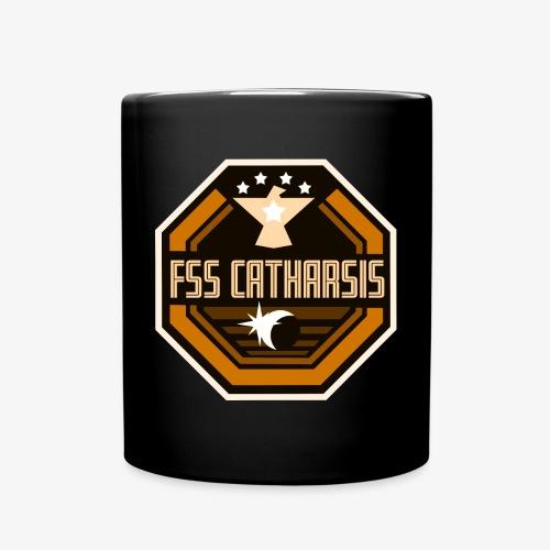 Sotakarjut - FSS Catharsis - kahvimuki - Yksivärinen muki