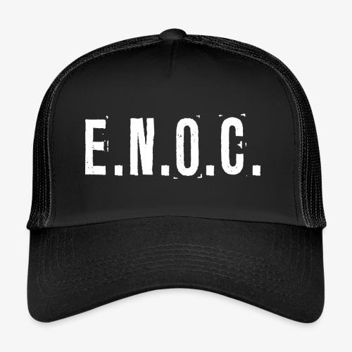 ENOC - Logo - Lippalakki - Trucker Cap