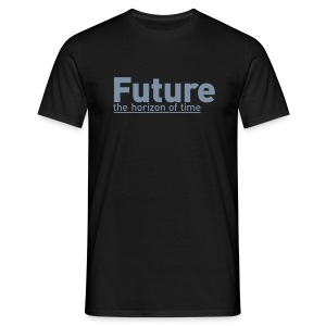 FUTURE | the horizon of time - Männer T-Shirt
