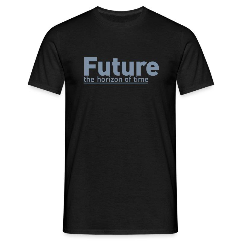 FUTURE   the horizon of time - Männer T-Shirt