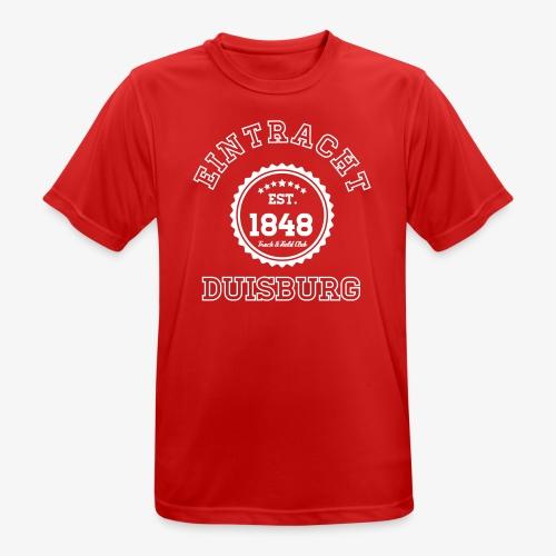 Track & Field Männer Sportshirt - Männer T-Shirt atmungsaktiv