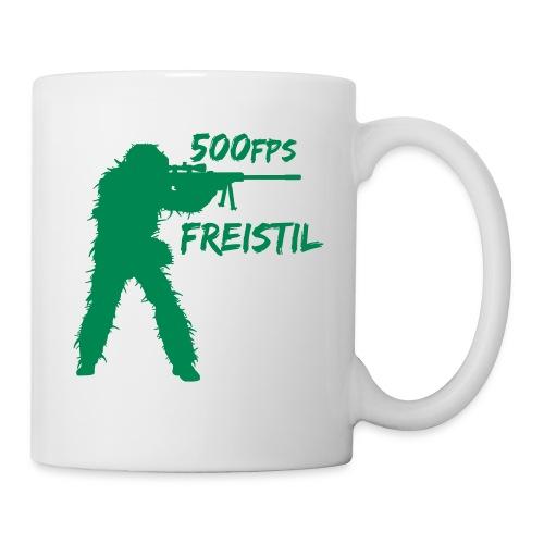 Tasse 500 FPS Freistil - Tasse