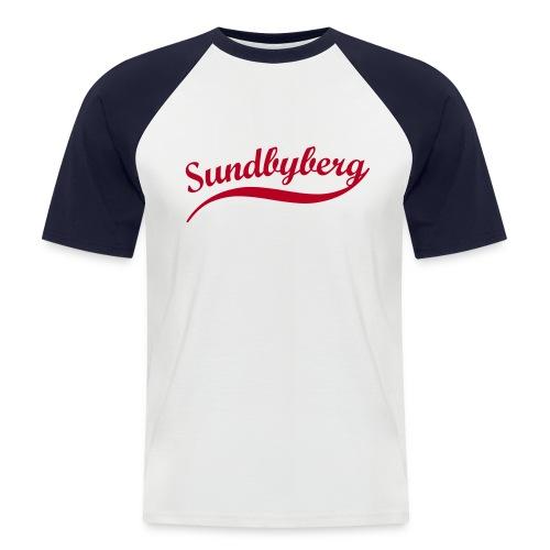 Sundbyberg Baseball Tee - Kortärmad basebolltröja herr