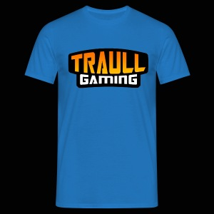 Traull Gaming Logo Mens T Shirt - Men's T-Shirt