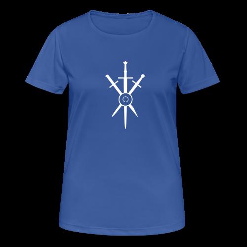 Schwertershirt für Frauen - Frauen T-Shirt atmungsaktiv