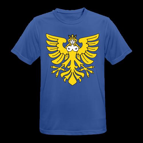 Harpyienshirt für Männer - Männer T-Shirt atmungsaktiv