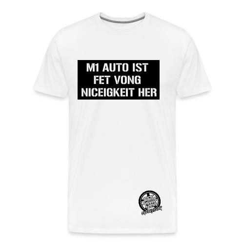 VONG AUTO - MEN - Männer Premium T-Shirt