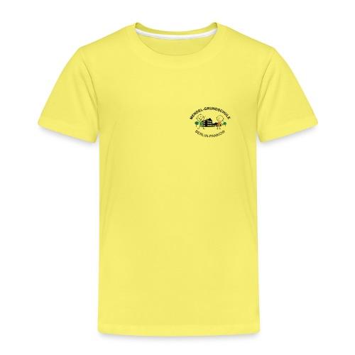 Mendelkids in Aktion - Kidsshirt, gerade - Gr. 98 bis 140 - Kinder Premium T-Shirt