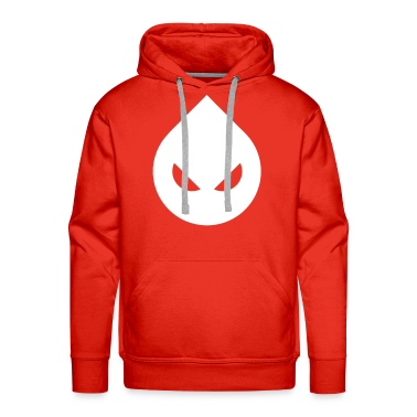Red Hardstyle Smiley Jumpers