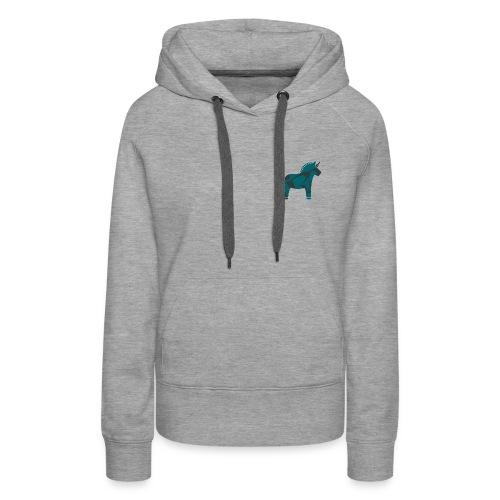 Hoodie Unicorn - Frauen Premium Hoodie