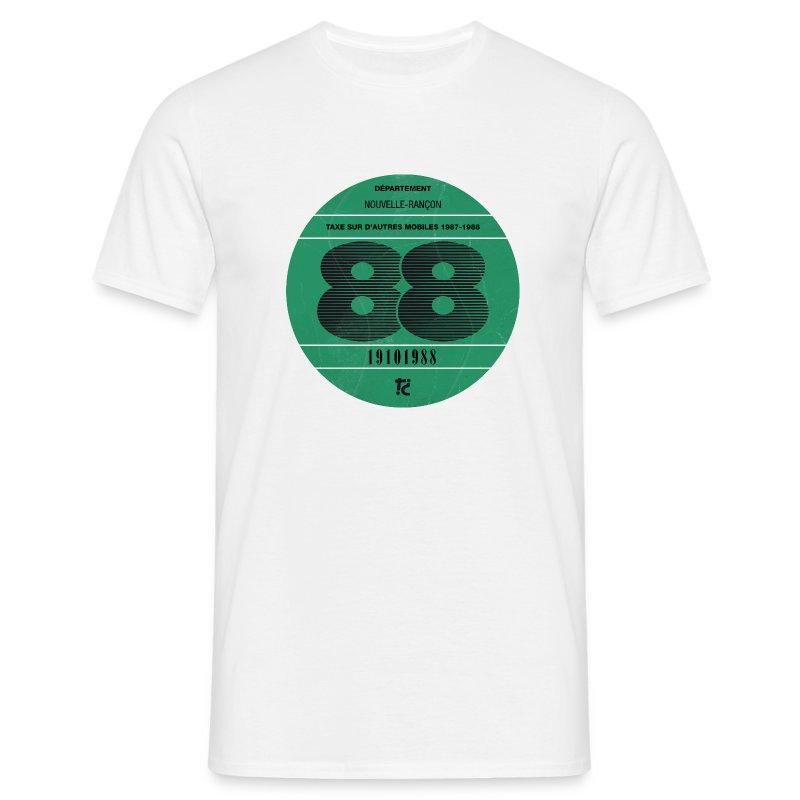 Vignette automobile 1988 - T-shirt Homme