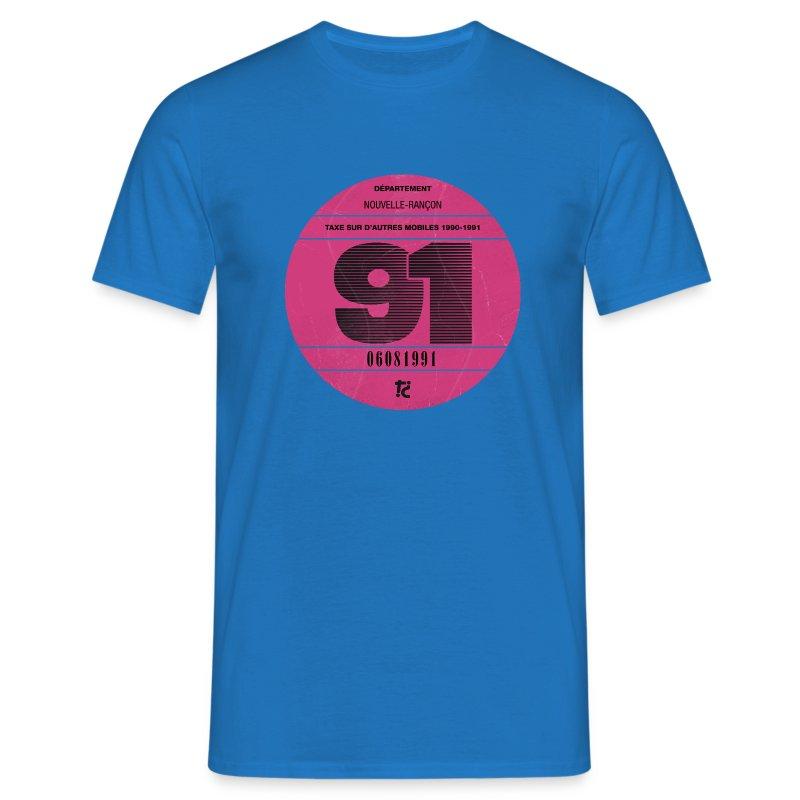 Vignette automobile 1991 - T-shirt Homme