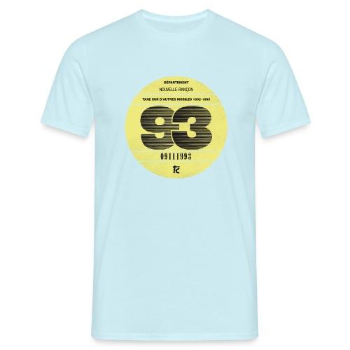 Vignette automobile 1993 - T-shirt Homme
