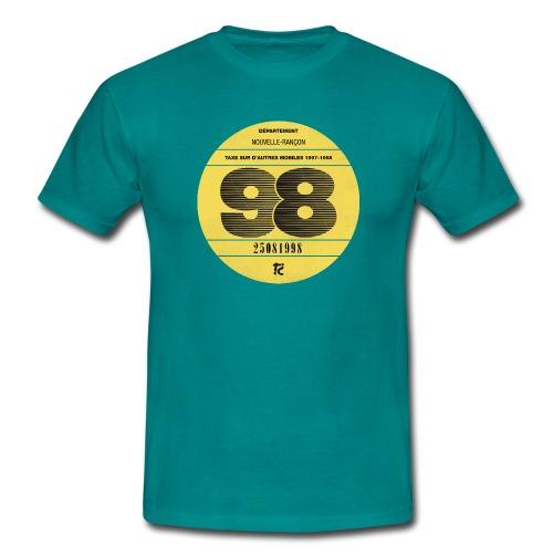 Vignette automobile 1998 - T-shirt Homme