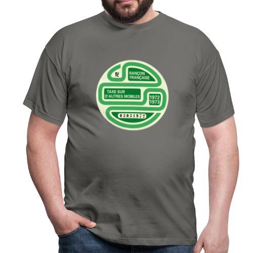 Vignette automobile 1972 - T-shirt Homme