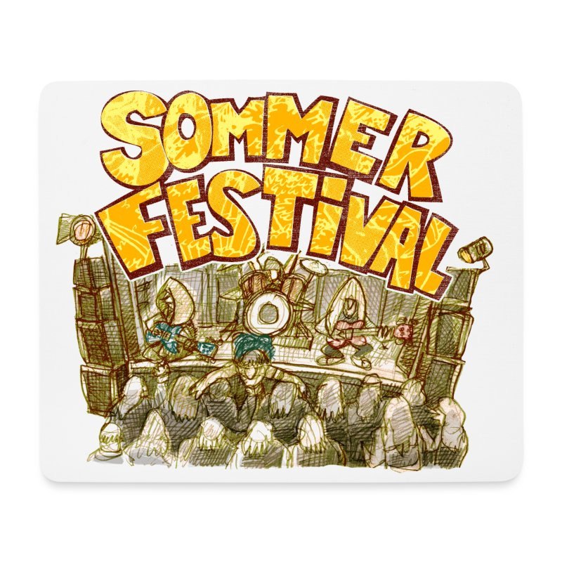 sommer festival - Mouse Pad (horizontal)