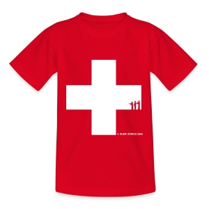4. WJMF Zürich 2005 - Teenager T-Shirt