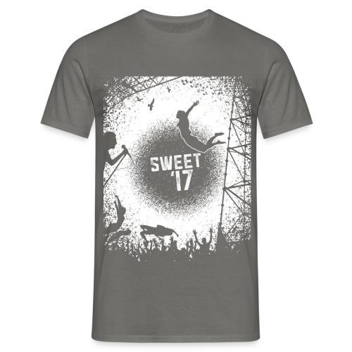 Sweet '17 Festival Summer - Graues Tee - Männer T-Shirt
