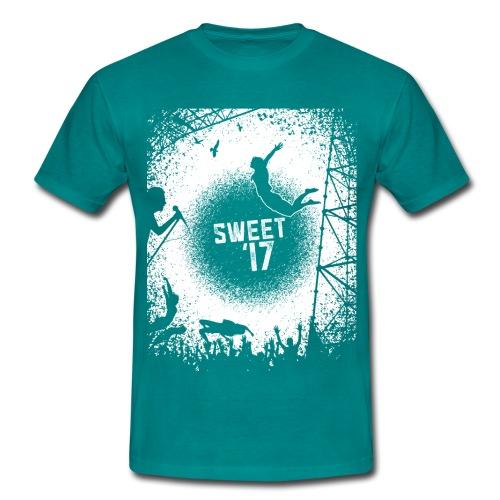 Sweet '17 Festival T-Shirt - Männer T-Shirt