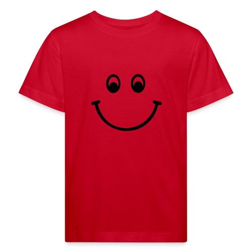 Red Smile - Kids' Organic T-Shirt