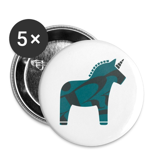 Pins Unicorn - Buttons klein 25 mm