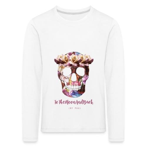 Camiseta manga larga NIÑO/NIÑA - Camiseta de manga larga premium niño