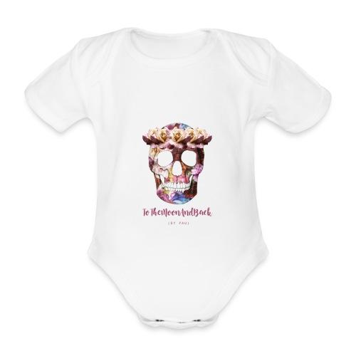 Body manga corta BEBÉ - Body orgánico de maga corta para bebé