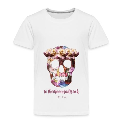 Camiseta manga corta NIÑO/NIÑA - Camiseta premium niño