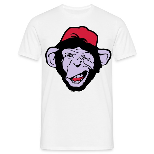 monkey chic - T-shirt Homme