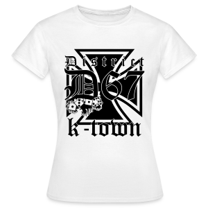 DISTRICT 67 - Frauen T-Shirt