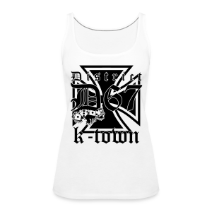DISTRICT 67 - Frauen Premium Tank Top