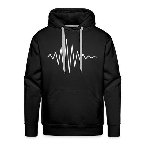 SOUND  WAVE - Men's Premium Hoodie