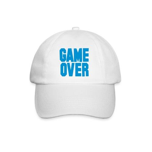Game Over - Baseballcap