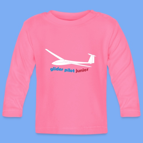 glider pilot junior - Baby Long Sleeve T-Shirt