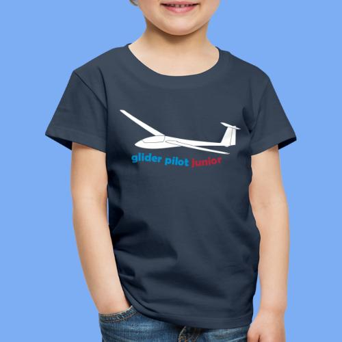 glider pilot junior - Kids' Premium T-Shirt