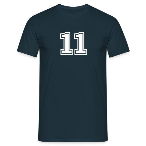 Nummer 11 - Männer T-Shirt