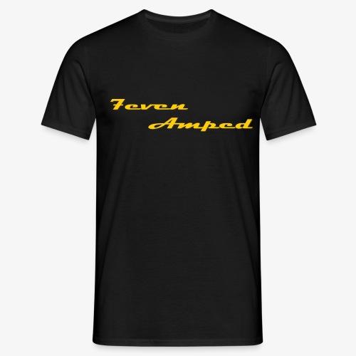 7A Herren T-Shirt  schwarz - Männer T-Shirt