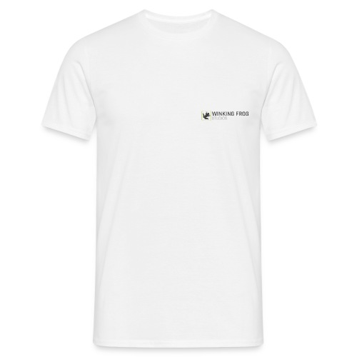 WFS Core 2017 White - Men's T-Shirt