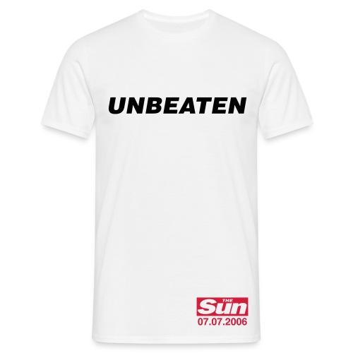Unbeaten - Men's T-Shirt