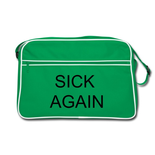 sick again bag - Retro Bag