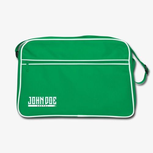 Bag John Doe cartel green - Sac Retro